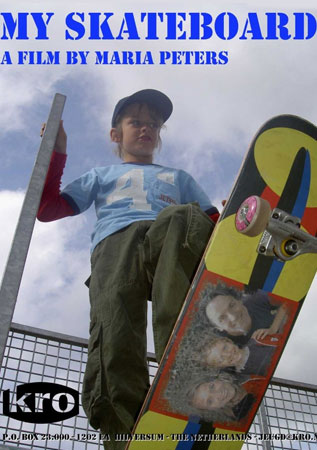 My Skateboard